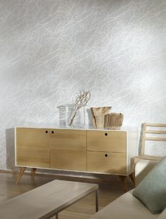 Wood collection of ECO wallpapers House Design, Cabinet, Storage, Wood, Modern, Table, Pattern, Furniture, Notes