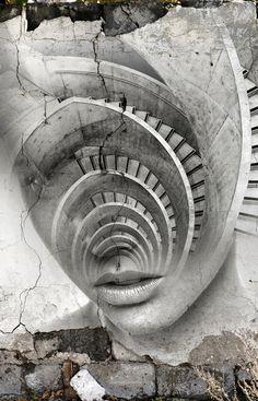 Labyrinth by Antonio Mora. ☀