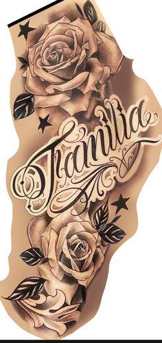 Floral Tattoo Design, Tattoo Designs, Tribal Tattoos, Sleeve Tattoos, Furniture, Solid Black Tattoo, Black And Grey Tattoos, Male Tattoo, Tatoo