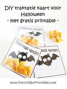 DIY traktatie voor Halloween