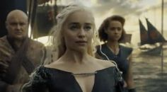 "From the first episode, a few big plot points were set into motion: Winter coming, the White Walkers returning, and Daenerys headed West. Thankfully, the Season 6 finale confirmed all of these things were coming to completion. Daenerys's journey was a bumpy one that went from being the most exciting moments of the episode to the most boring. Hopefully, her finally making her way to Westeros will mean an exciting Season 7.(Season 6, Episode 10: ""The Winds of Winter"")"