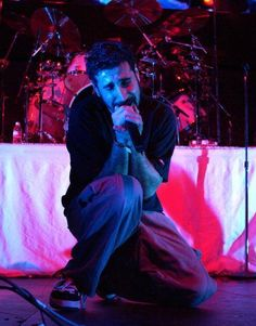 The many colours of Serj Tankian. System Of A Down, The Band, Nu Metal, Heavy Metal, Music Is Life, My Music, Syndrome Of A Down, Slipknot Band, I Wan