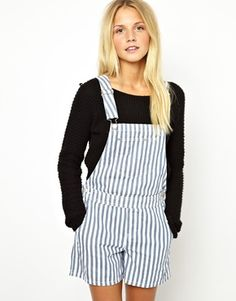 I will bring back overalls