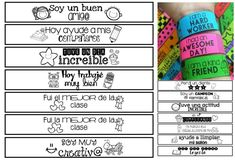 Maravillosas pulseras o brazaletes para motivar y premiar a nuestros alumnos | Educación Primaria
