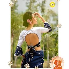 Tag your picture to get featured on this page . Blouse Back Neck Designs, Best Blouse Designs, Sari Blouse Designs, Designer Blouse Patterns, Blouse Styles, Shagun Blouse Designs, Blouse Designs Catalogue, Stylish Blouse Design, Blouses