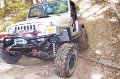 Jeep 4 wheeling.....total fun