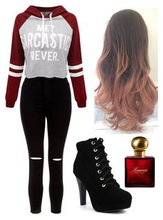 """""""Untitled #203"""" by amymcwray ❤ liked on Polyvore featuring New Look and Ralph Lauren"""
