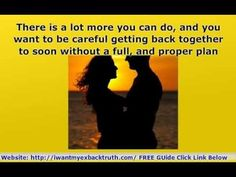 http://www.reignitedrelationships.com/ Learn clever psychological tricks that MAKE your EX-lover crazy for you again. how to get your ex back