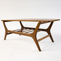 Located using retrostart.com > Coffee Table by Louis van Teeffelen for Wébé