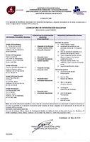 CONVOCATORIA LIE 2016 - Universidad Pedagógica Nacional Unidad 142 Tlaquepaque