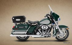 2013 Harley-Davidson FLHTP Electra Glide Police