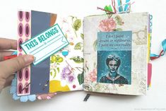 What is a Junk Journal? Malaysia DIY Crafts, Art, Creativity and Lifestyle | The…