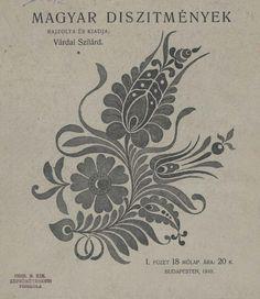 Folk Embroidery Ideas Magyar díszítmények - full book, 19 pages. Hungarian Embroidery, Folk Embroidery, Learn Embroidery, Chain Stitch Embroidery, Embroidery Stitches, Embroidery Designs, Stitch Head, Lesage, Embroidery Techniques