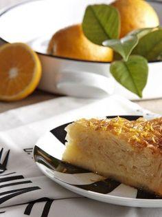 Πορτοκαλόπιτα - www.olivemagazine.gr French Toast, Sweet Home, Sweets, Breakfast, Ethnic Recipes, Desserts, Food, Recipes, Sweet Pastries