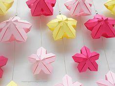 Több origami