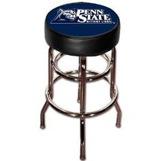 Penn State Nittany Lions Chrome Swivel Kitchen/Bar Stool amazon.com 101.15
