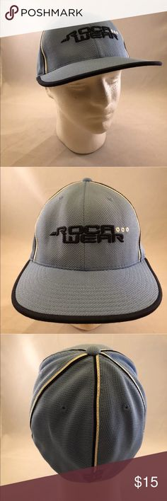 Rocawear Baseball Hat Rocawear baseball hat Size: L/XL in very good pre-owned condition Rocawear Accessories Hats