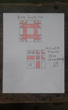 Everyday Patchwork Block 25 at http://quiltsbycheri.blogspot.com/2015/05/everyday-patchwork_28.html