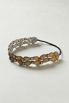 Metallic Deco Headband