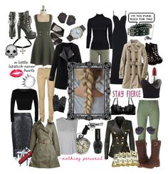 """Modern Helga Sinclair"" by teenageprincessgirl ❤ liked on Polyvore featuring True Religion, VILA, Monkee Genes, Heidi Klum Intimates, Topshop, Child Of Wild, LUSASUL, Luichiny, Diesel and Chicnova Fashion"