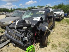 AIR BAG Jeep Parts For Sale, Door Switch, Jeep Renegade, Used Parts, New England, Monster Trucks, Bag, Vehicles, Car