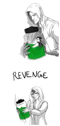 Revenge. Ruvik & Sebastian Castellanos. The Evil Within