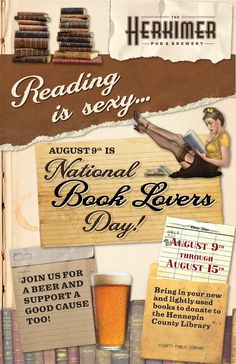i need to go to minnesota for book lovers day