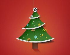 """Check out new work on my @Behance portfolio: """"2014/2015 Christmas Greeting"""" http://on.be.net/1ESXqTq"""