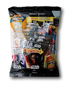 Amazon.com: Party Favor Play Pack - Star Wars - 24 Mini Packs: Toys & Games