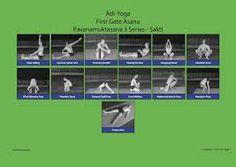 adiyoga practice. Pawanmuktasana series 3