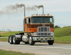 cabover trucks for sale | International cabover trucks