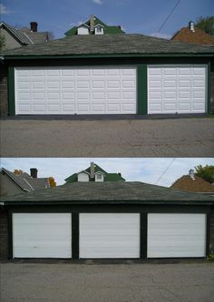 Clopay Clic Collection Garage Doors If You Want To Convert A Single Door
