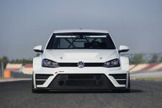 New VW Golf TCR R400 Concept