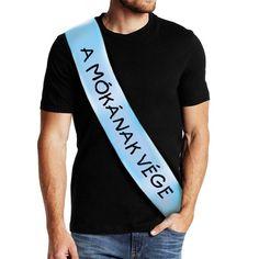 Vicces szalag a legénybúcsú főszereplőjének Party, Mens Tops, T Shirt, Wedding, Fashion, Supreme T Shirt, Valentines Day Weddings, Moda, Tee Shirt