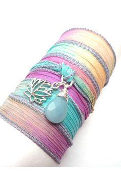 silk bracelet - Google Search