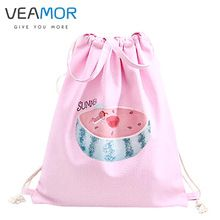 VEAMOR Girls Travel Shoulders Shoes Bags Watermelon Cat Dog Pengui Handbags Drawstring  Backpack Schoolbags Storage Bags WB339 //Price: $US $7.82 & FREE Shipping //     #hashtag3