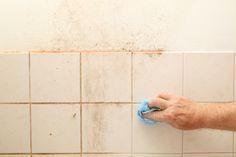 Badkamerschimmel kan een hardnekkig �probleem zijn. Met deze twee natuurlijke producten ga jij eenvoudig badkamerschimmel te lijf! Mix 250 ml witte azijn met met sap van een uitgeperste citroen (ongeveer 60 ml). Doe alles�in een plantenspuit en spuit op je tegels. Laat even intrekken en spoel daarna af. Gebruik eventueel een sponsje om de laatste�
