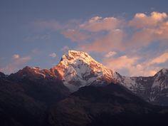 Anapurna Sur. Nepal 2005