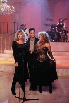 Christine, Lindsey & Stevie!