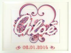 Prénoms feminins - Made In paper