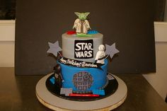 IMGP4098 by Couture Cakes of Greenville, via Flickr