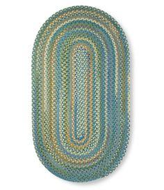 Ll bean oval sea glass