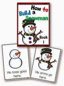 A special kind of class: New Snowman Interactive Readers