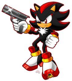 Shadow the Hedgehog GUN | SHADOW IS HERE! by ~Dry-Rowseroopa on deviantART