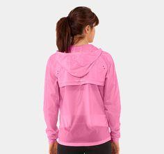 Women's UA See Me Go Translucent Jacket | 1238086 | Under Armour US