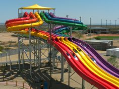 Visit the best waterpark in Gulf Shores Alabama at Waterville!