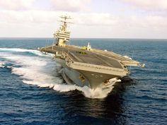 aircraft carrier USS John C. Stennis