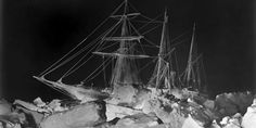 New Photos of Shackleton's Antarctic Expedition Are Hauntingly Beautiful  - PopularMechanics.com