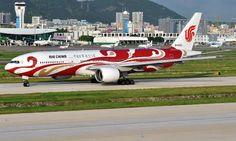 Wow Nice #AirChina Boeing 777 #AvGeek #Aircraft pic.twitter.com/15MXkAdOqP