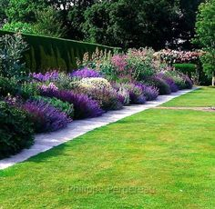 34 easy and low maintenance front yard landscaping ideas 30 01 beautiful front yard cottage garden landscaping ideas Garden Types, Diy Garden, Garden Cottage, Herb Garden, Sage Garden, Lavender Garden, Garden Cafe, Recycled Garden, Garden Shop